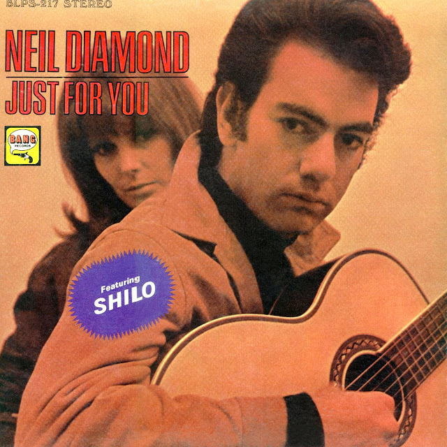 Cd NEIL DIAMOND' -JUST FOR YOU Front