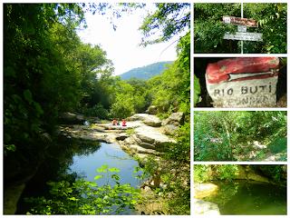 Rio Buti, cascate e stalattiti a Prato
