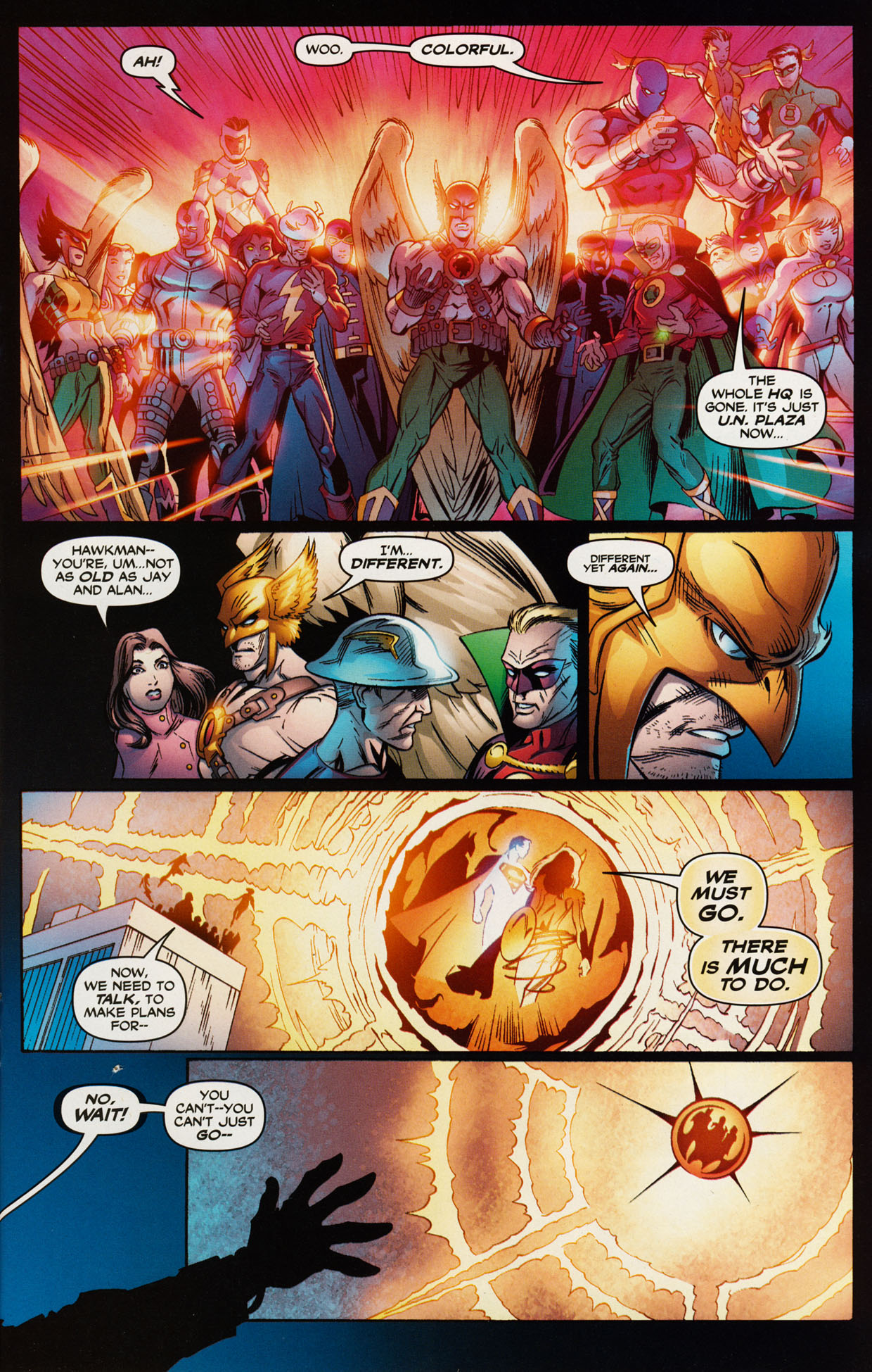 Read online Trinity (2008) comic -  Issue #42 - 15