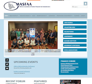 MASFAA Website