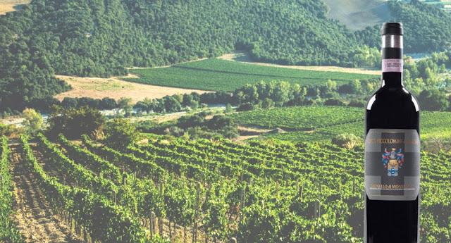 Vinícola Ciacci Piccolomini d'Aragona em Brunello