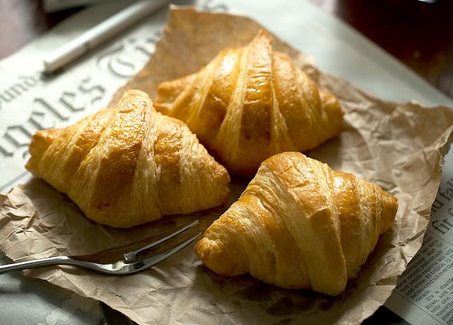 Receita de MASSA FOLHADA (massa para croissant)