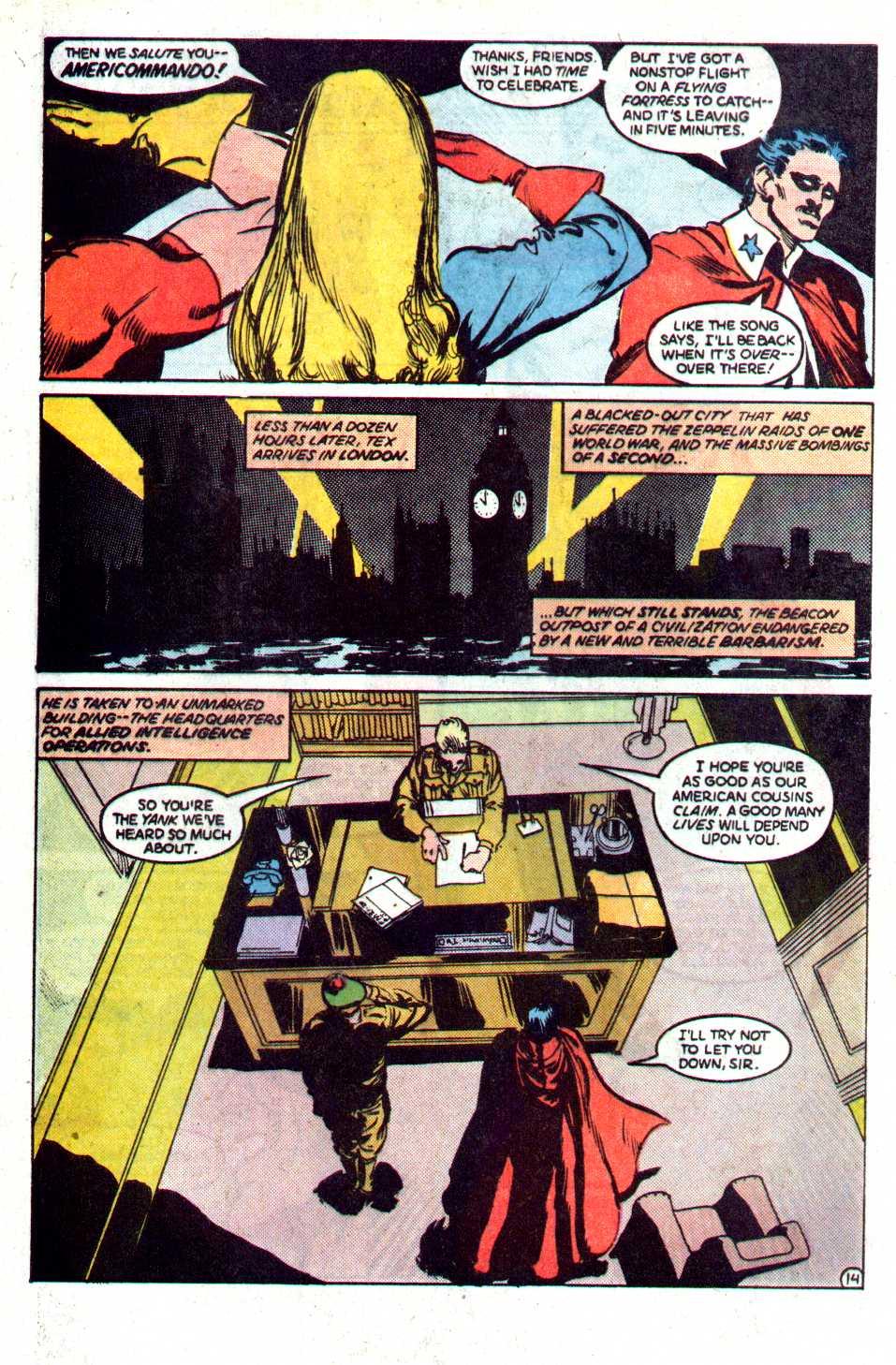 Read online Secret Origins (1986) comic -  Issue #29 - 40
