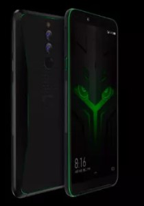 Xiaomi Black Shark Helo smartphone gaming