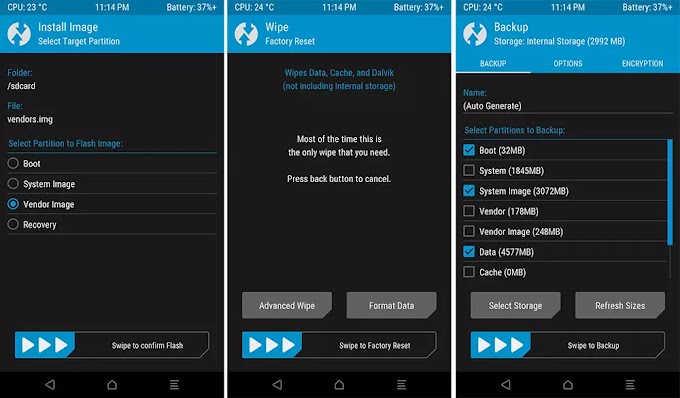 Download And Install/Flash TWRP v3.0.0 Recovery for your Android Devices