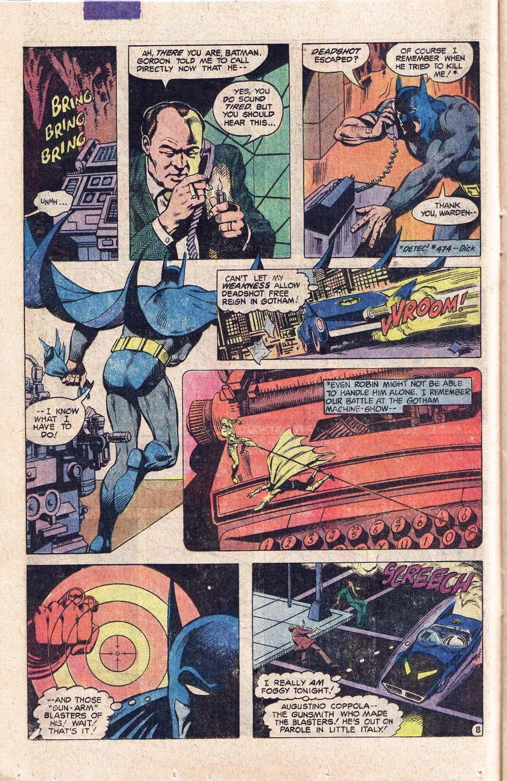 Detective Comics (1937) 518 Page 10