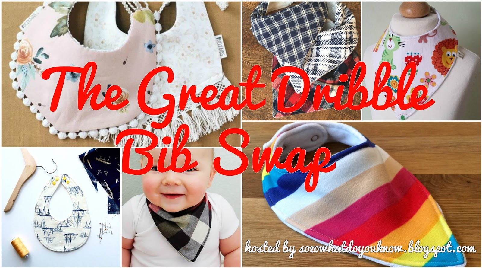 So, Zo...\': The Great Dribble Bib Swap!!! Are You In?