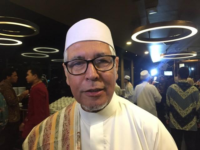 Tidak sejalan dan sering bikin gaduh, Habib Zein Umar mundur dari Mustasyar PBNU