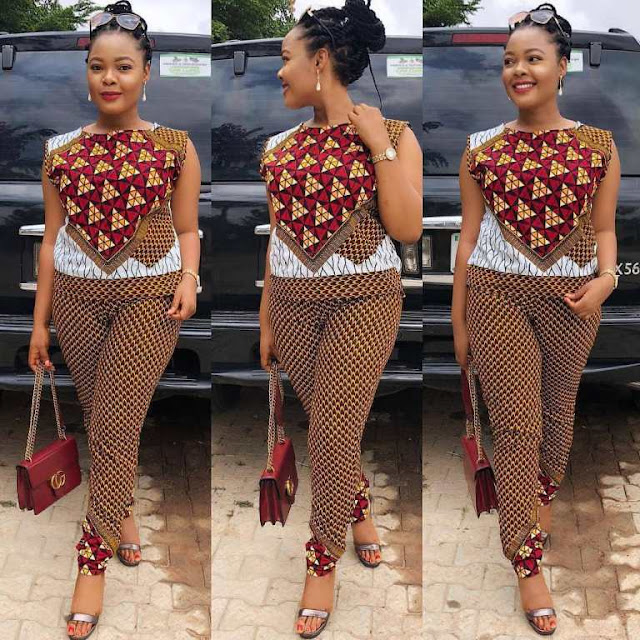 latest classy ankara styles, classy ankara styles 2018, stylish ankara dresses 2017, trendy ankara styles, modern ankara styles, ankara long dresses, stylish ankara tops, The Most Stylish And Classy Ankara Styles 2018