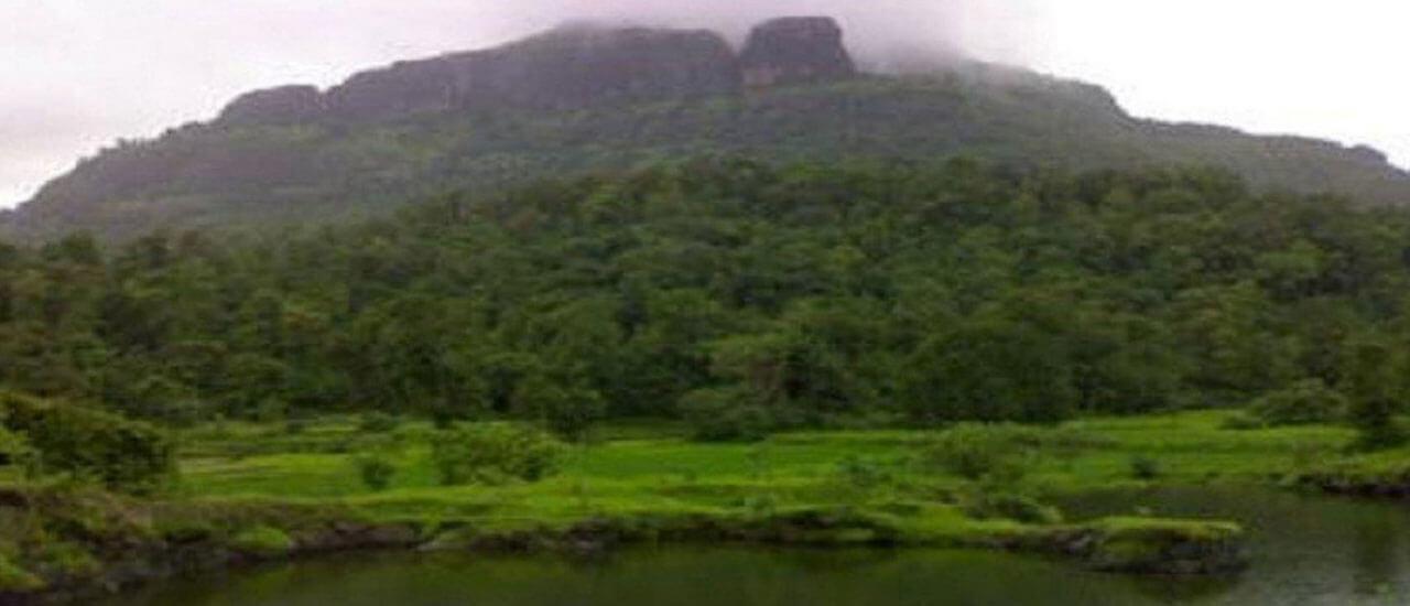 कोहोजगड किल्ला - Kohojgad Fort