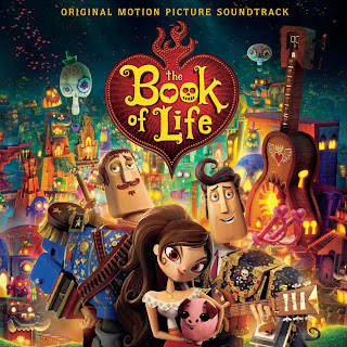 The Book of Life Nummer - The Book of Life Muziek - The Book of Life Soundtrack - The Book of Life Filmscore