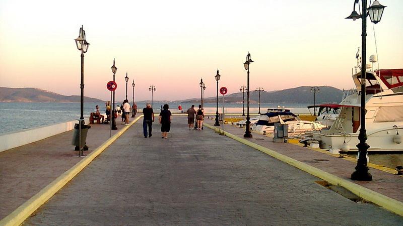 Χερσαίες ζώνες των λιμένων Ελευσίνας, Πατρών, Ηγουμενίτσας αποδίδονται στις τοπικές κοινωνίες. Στην Αλεξανδρούπολη;