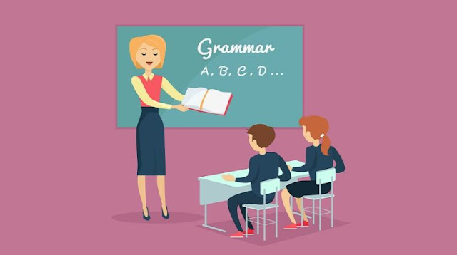 Kursus Program Grammar di Kampung Inggris