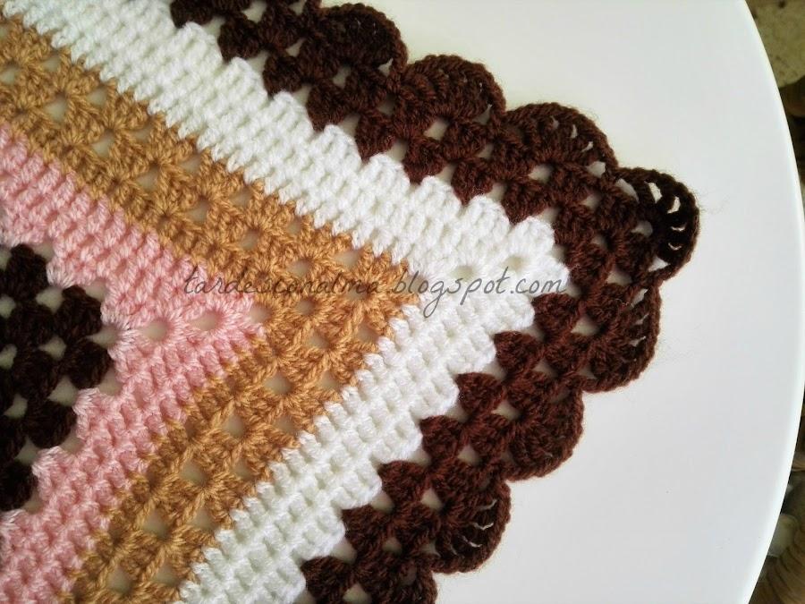 craft handmade tutorial ganchillo crochet diy lana