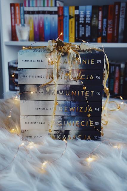 Książkowe prezenty na święta
