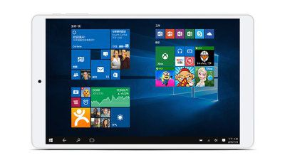 Teclast X80 Pro tablet with dual-boot