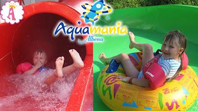 """Развлечения в аквапарке """"Аквамания"""" (Болгария)"""