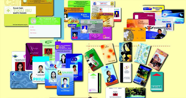Cetak Id Card Murah di Jakarta