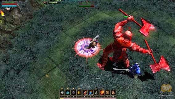 Legends of Persia ScreenShot 02