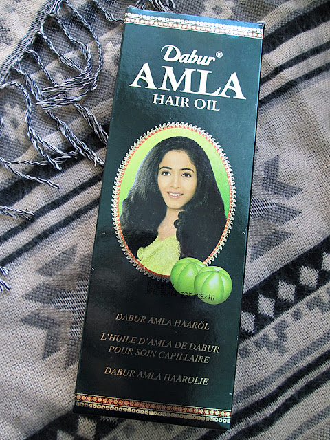 indyjski olejek do włosów Amla