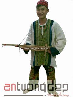 cho thuê trang phục dân tộc