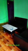ruang keluarga villa dgiv ciater 3 kamar