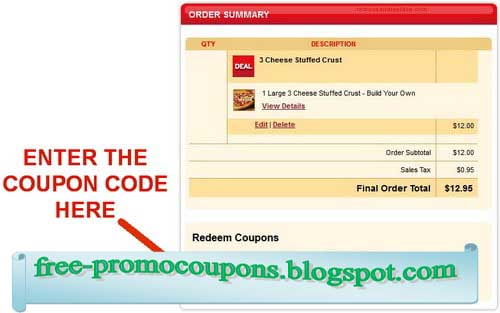 photo about Mastercut Coupons Printable titled Learn pizza hut coupon code record / Kohls discount codes 2018 on the web