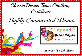 Winner at Classic Design Team Challenge