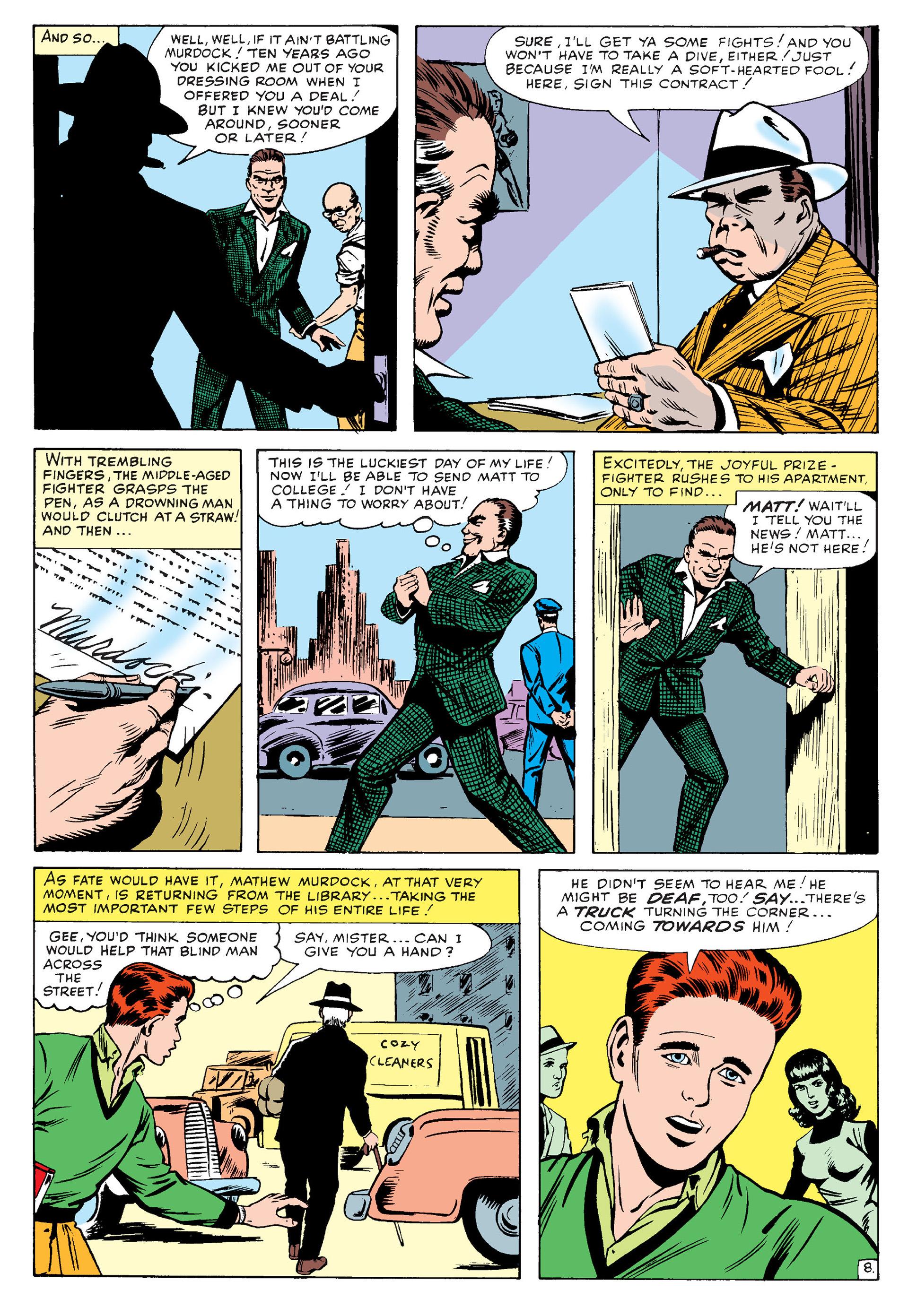 Daredevil (1964) -1 Page 8