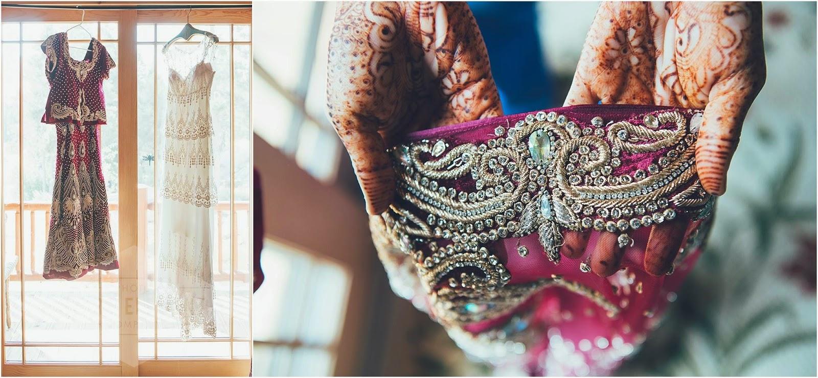 sacramento indian wedding bridal makeup and hair | the