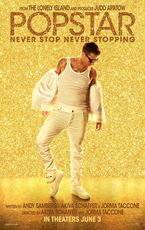 Popstar: Never Stop Never Stopping 2016 - Full (HDRIP)