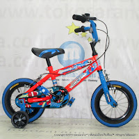 12 Inch Wimcycle Big Daddy BMX Kids Bike