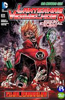 Os Novos 52! Lanternas Vermelhos #28