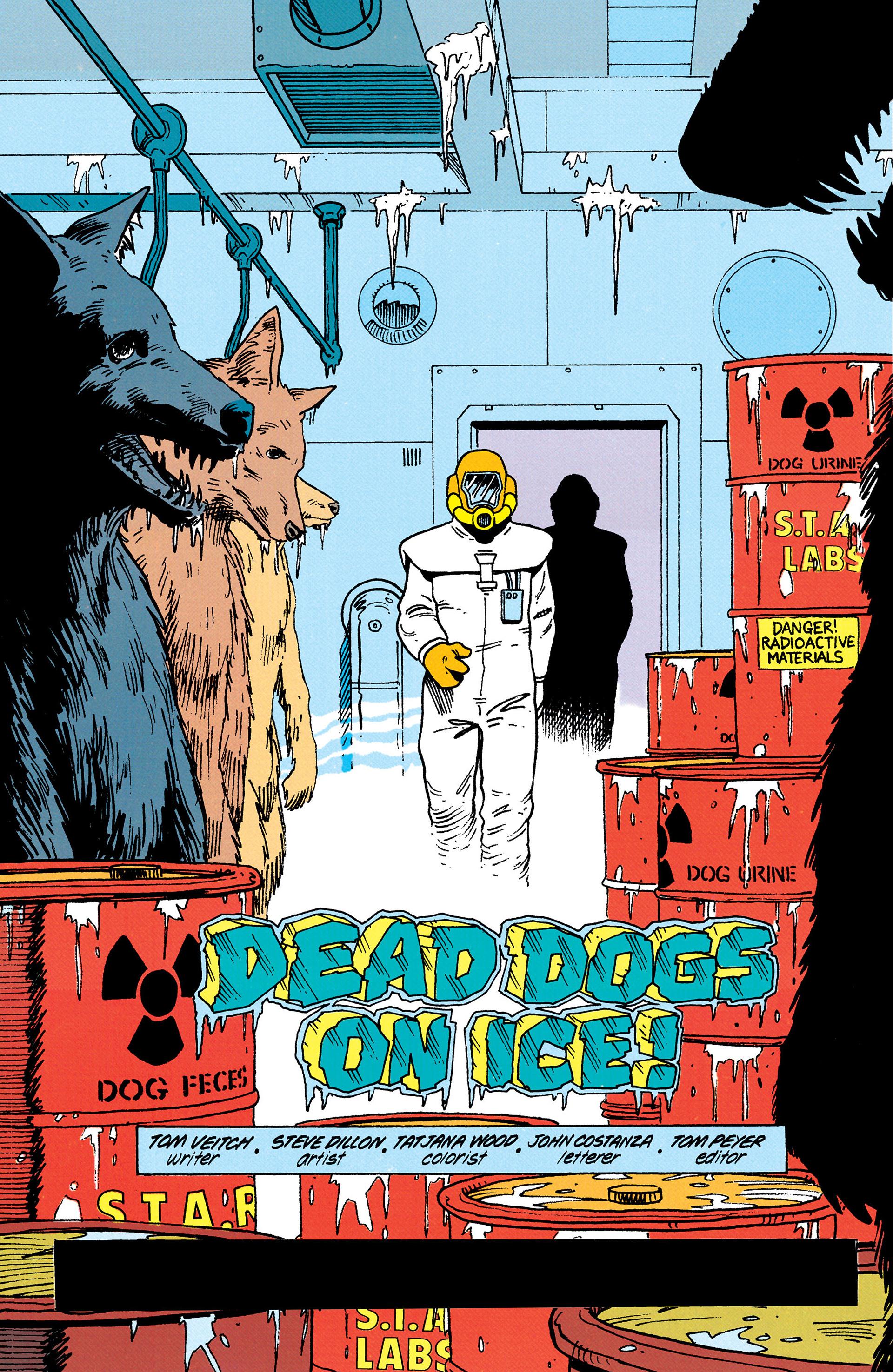 Read online Animal Man (1988) comic -  Issue #35 - 3