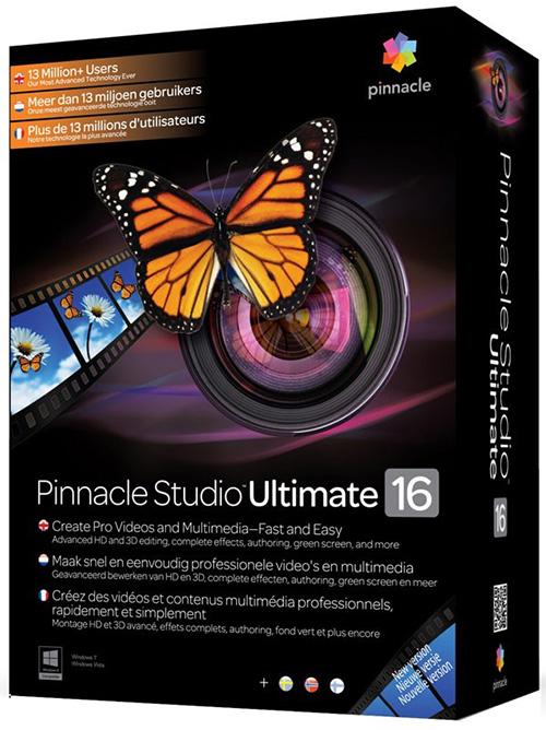 pinnacle studio 16 crack download