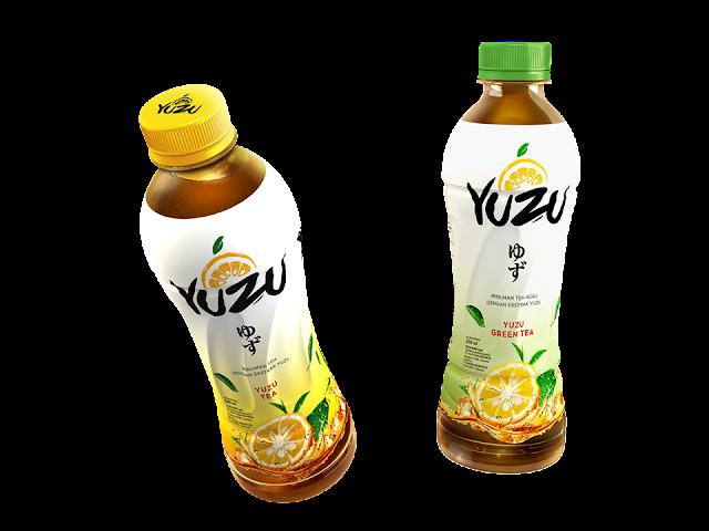 Segarnya Minum - Minuman Teh Yuzu Indonesia