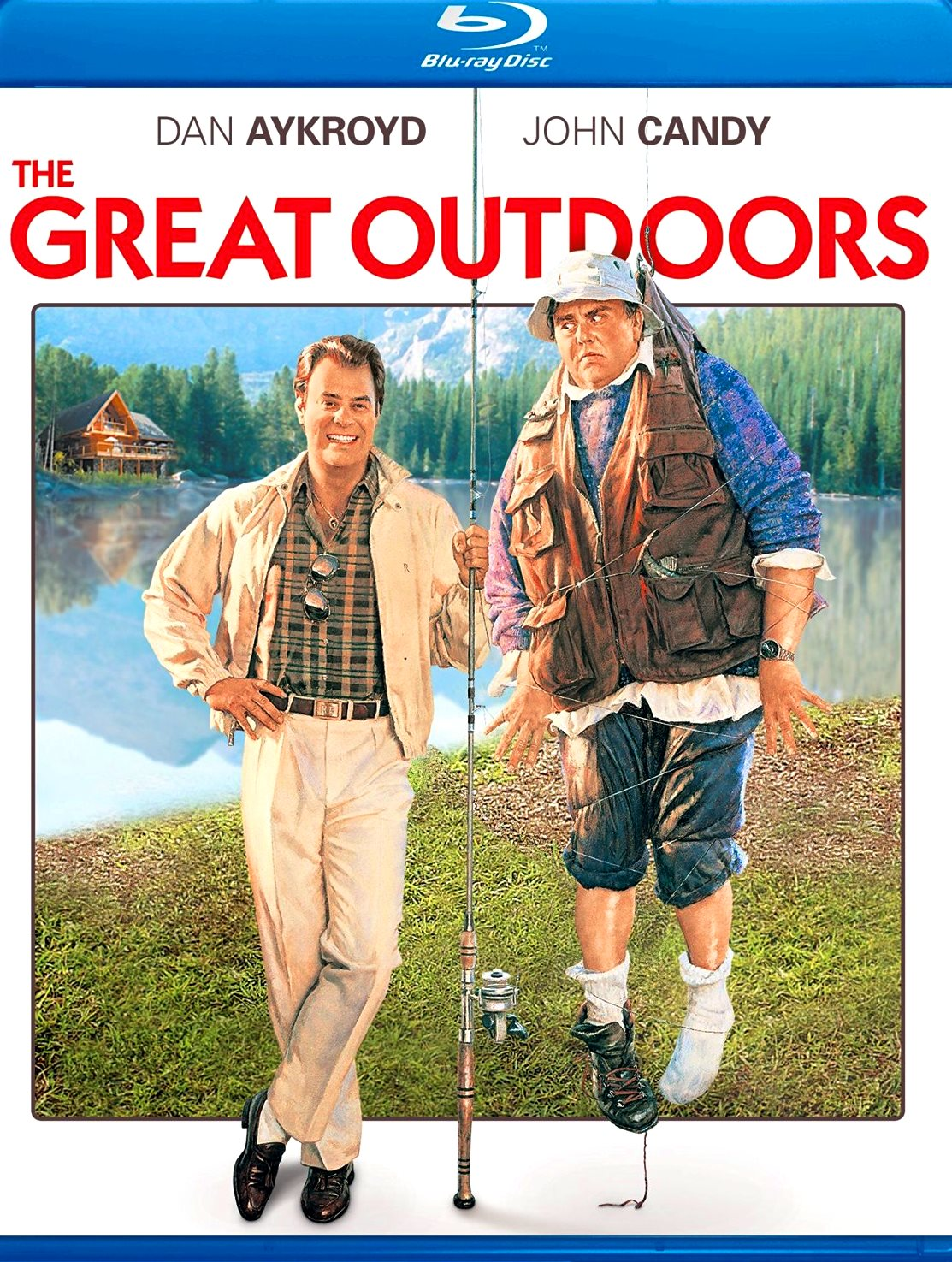 NIXPIX - DVD & BLU-RAY Reviews: THE GREAT OUTDOORS: Blu ...