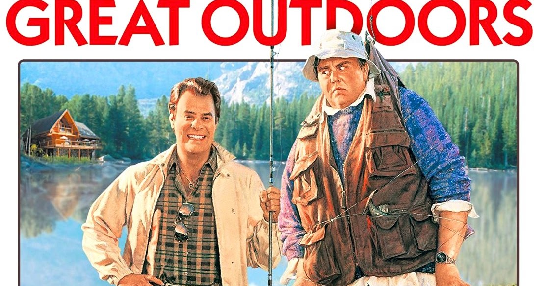 The Great Outdoors: THE GREAT OUTDOORS: Blu-ray (Universal 1988) Universal