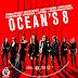 Ocean's Eight Bluray Label