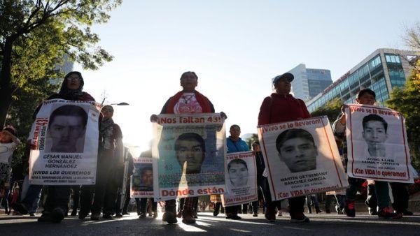 Denuncian que Gobierno mexicano no avanza en caso Ayotzinapa