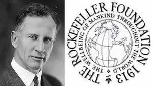 Το Ίδρυμα Rockfeller ο κύριος χρηματοδότης της προπαγάνδας και του ψυχολογικού πολέμου {Μέρος 'Α}