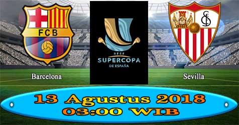 Prediksi Bola855 Barcelona vs Sevilla 13 Agustus 2018