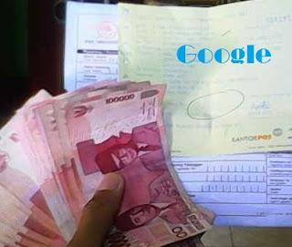Cara Mendapatkan Uang Melalui Google