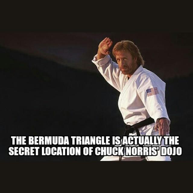 Chuck Norris Memes 11