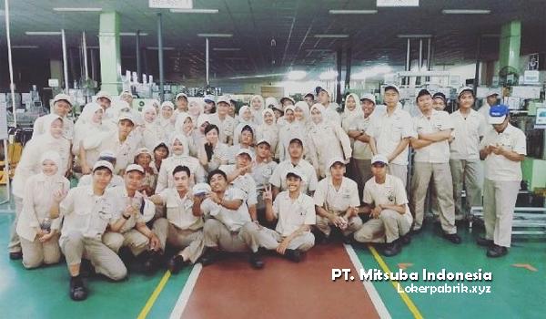 PT. Mitsuba Indonesia Buka Lowongan Kerja November 2017
