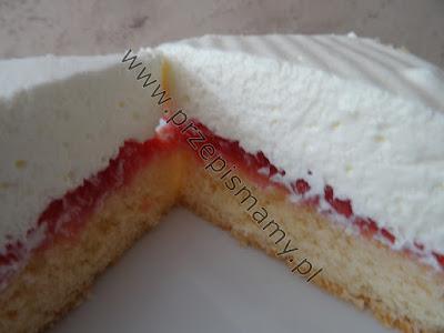 Ciasto z nutą śliwkową