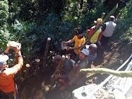 Koramil Blado buka jalan Gerlang Batur