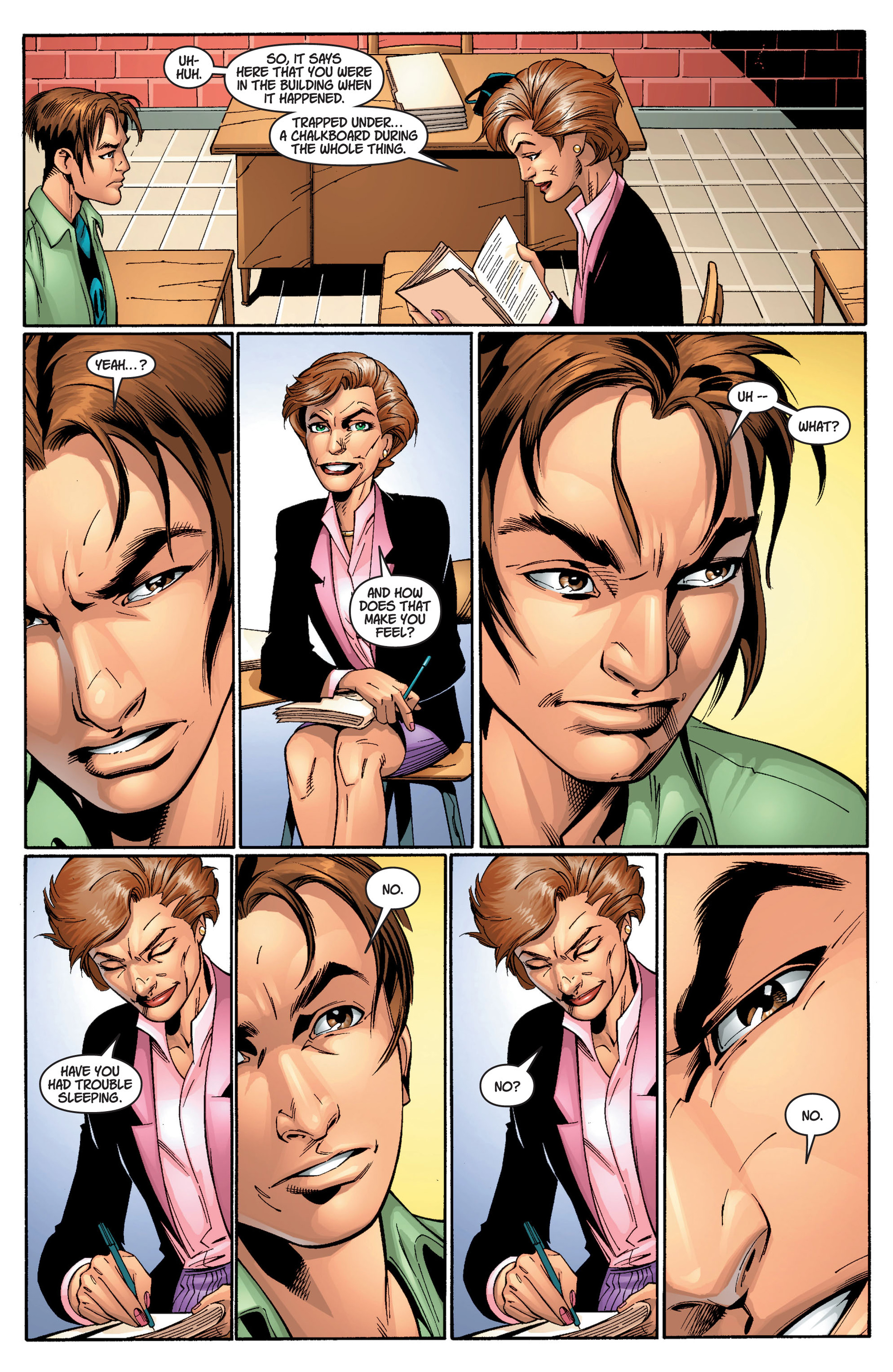 Read online Ultimate Spider-Man (2000) comic -  Issue #11 - 5