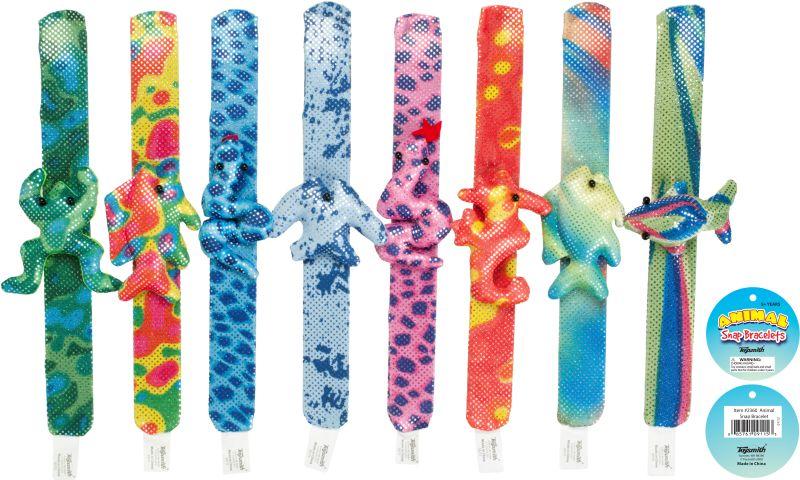 Toysmith Recalls Animal Snap Bracelets