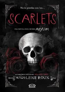 Resultado de imagen para Saga Asylum - Madeleine Roux